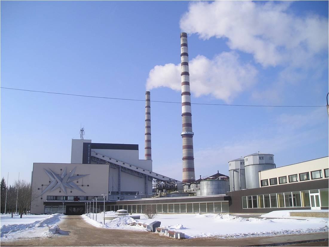 Õhusaaste Kirde-Eesti põlevkivil töötavatest elektrijaamadest. Foto: Riinuots (Wikipedia CC by 3.0)