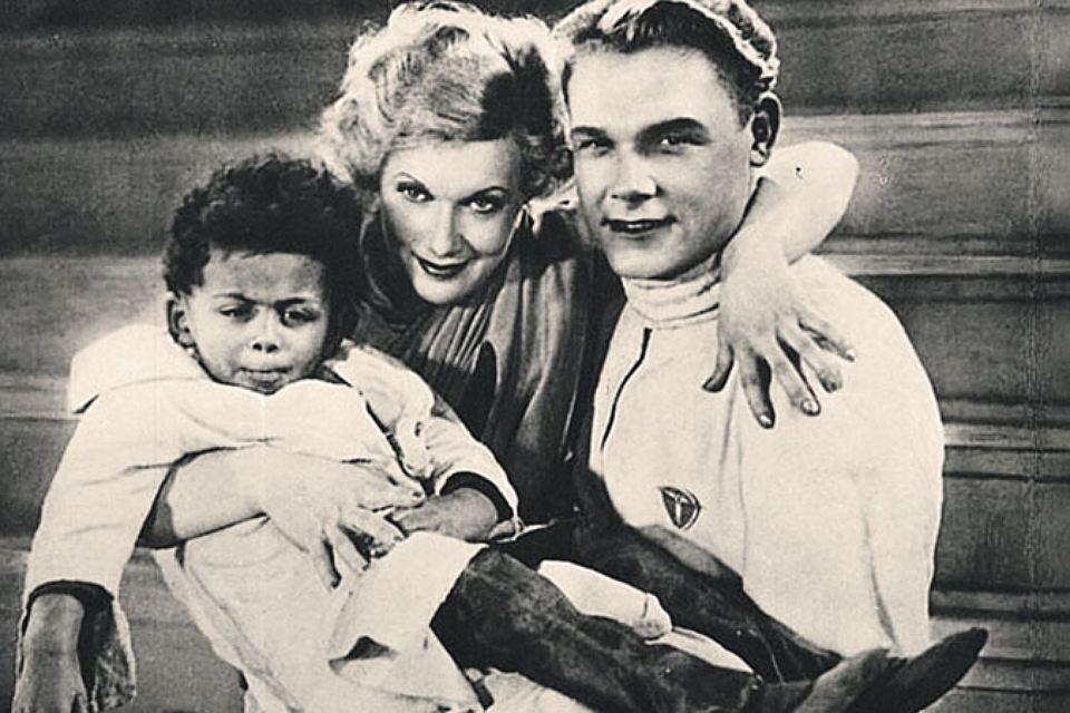 """Kaader filmist """"Tsirkus"""" (1936)."""