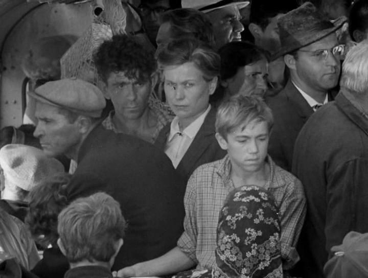 """Kaader filmist """"Tiivad"""" (1966)."""