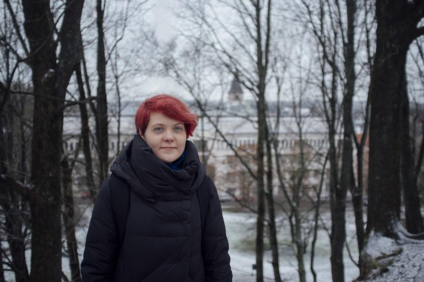 Krista Ojasaar. Foto: Aleksander Kelpman