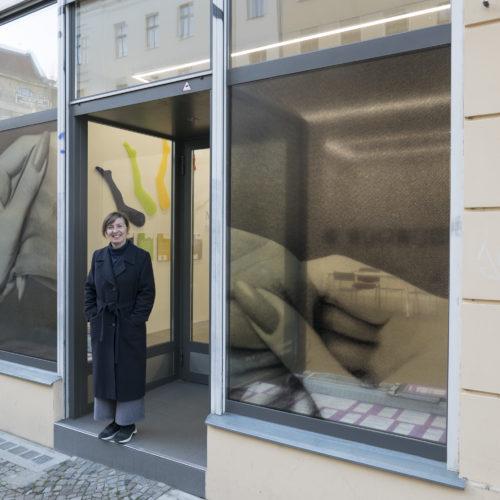 Marge Monko. Foto: Werner Jahn