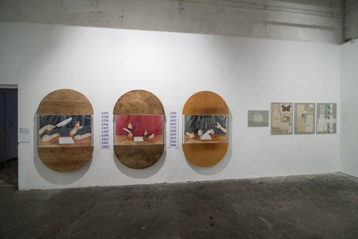 Näitusevaade. Foto: Johannes Säre