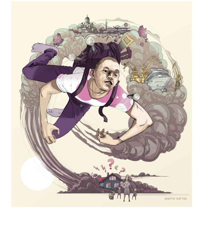 Illustratsioon: Martin Rattas