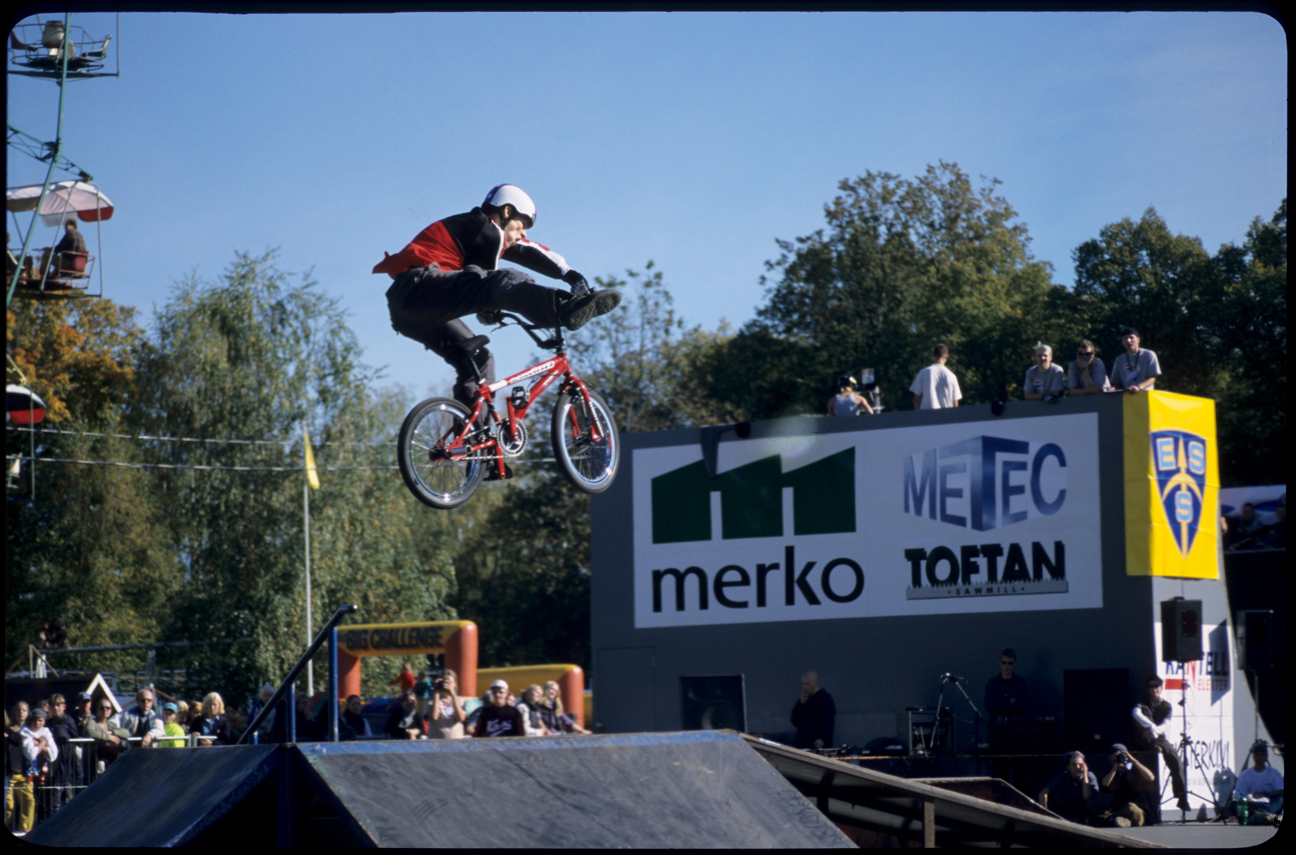 Pent Talvet 2000. aasta Simple Sessionil. Foto: Timo Toots
