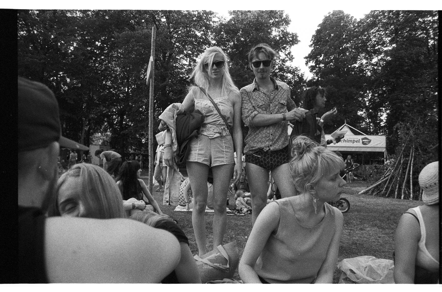 Suvised Liisi Eesmaa ja Madis Ligema 2011 Schillingul. Foto: Alver Linnamägi