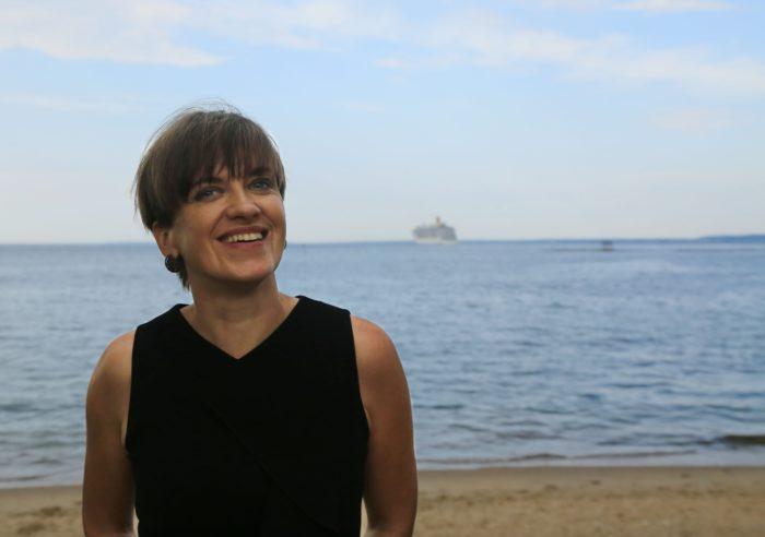 Maarja Kangro. Foto: Piia Ruber