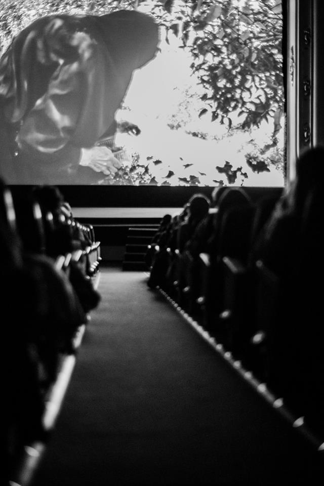 2ANNAS filmifestivali saalis. Pressifoto