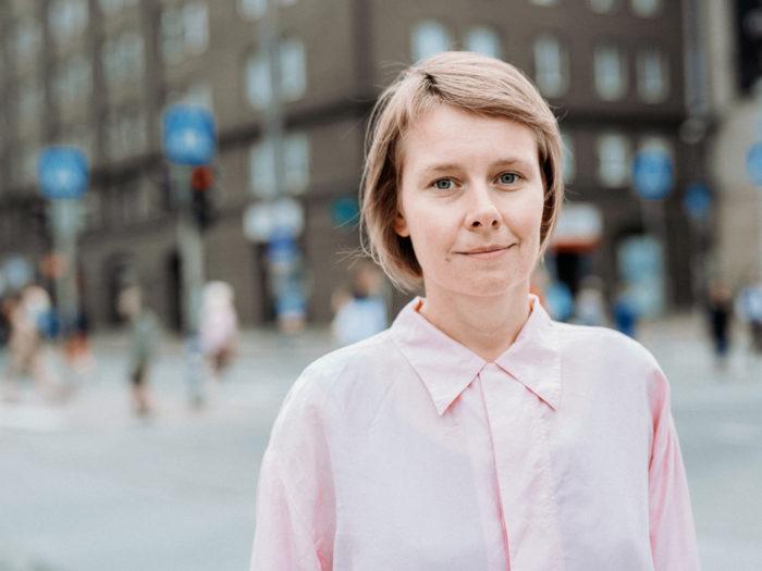 Helen Tammemäe. Foto: Ken Mürk