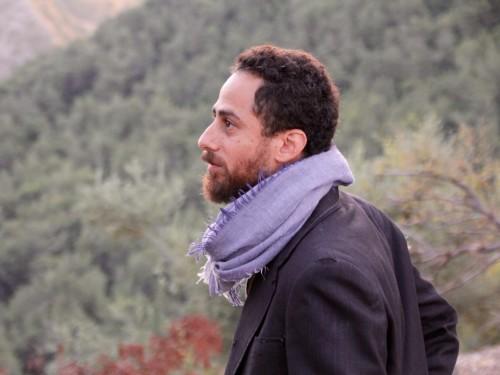 Said Serhan, kes mängib Ibrahimi. Foto: Liis Orav (Nafta)