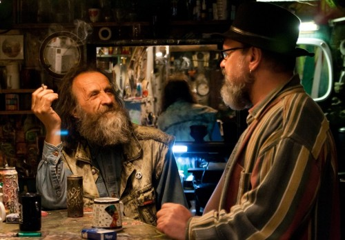 Filmis noorpõlveradadel seiklevad Aleksandr Dormidontov ja Vladimir Wiedemann