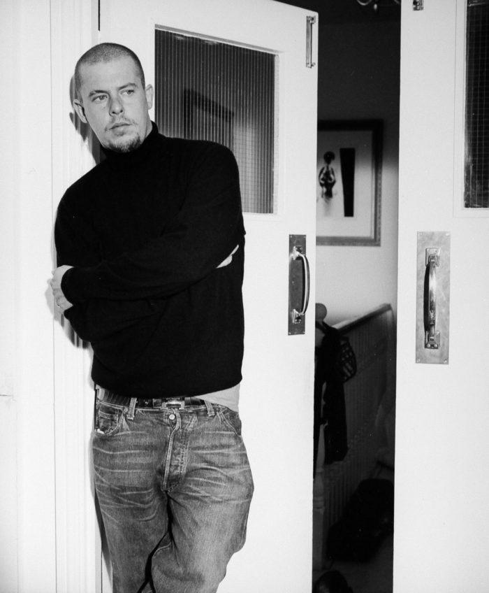 Alexander McQueen. Foto: Ann Ray