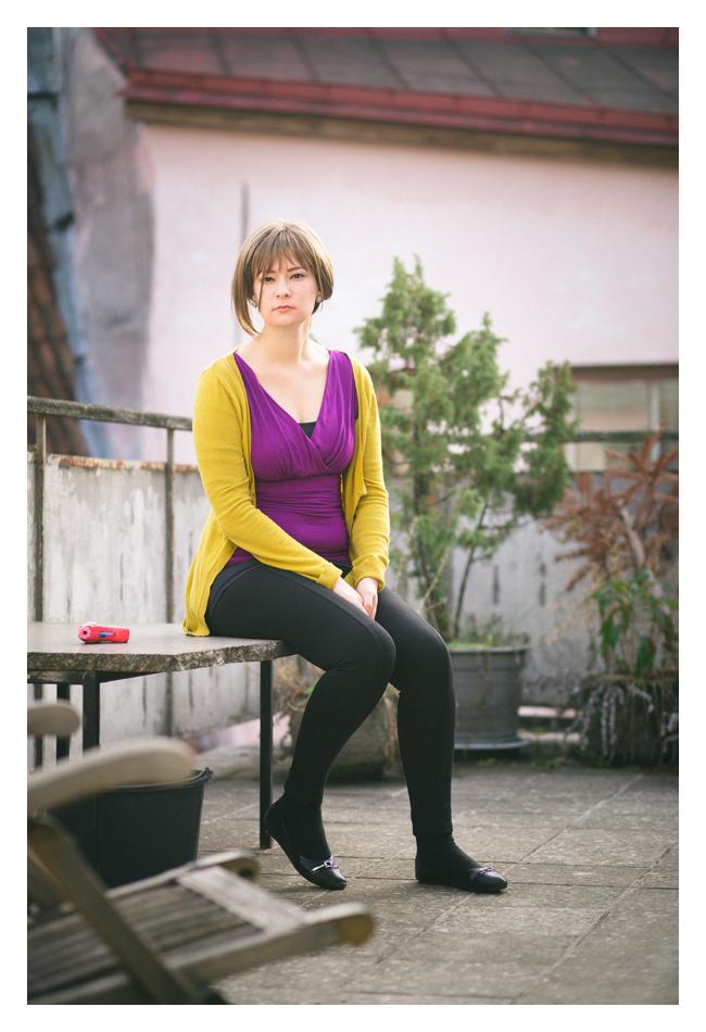 Anastassia Dratšova. Foto: Renee Altrov