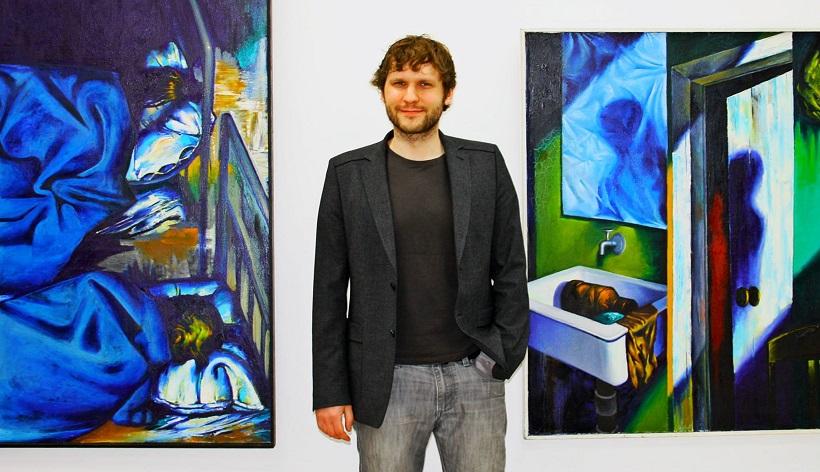 Andero Uusberg. Foto: Elise Eimre