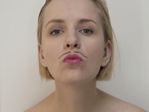 Anna-Stina Treumund. Autoportree
