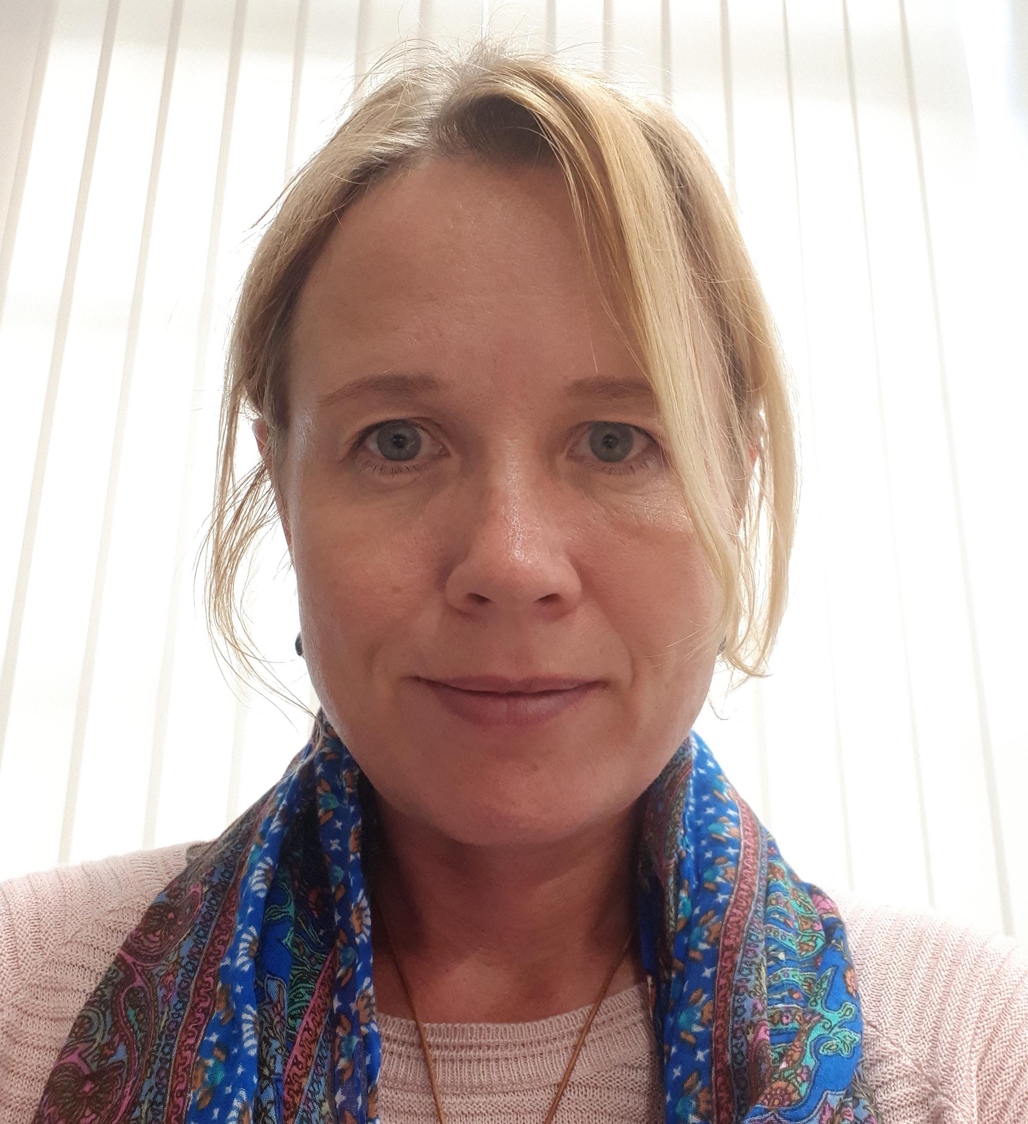 Anneli Kährik. Foto: erakogu