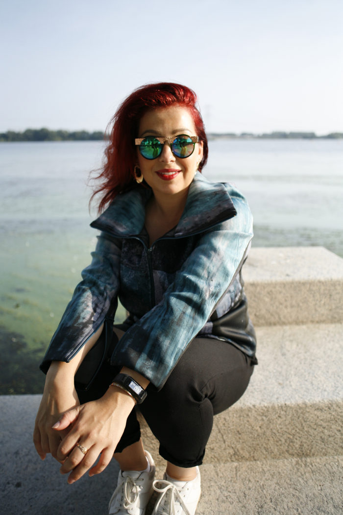 Annika Kiidron. Foto: Maarja Linsi