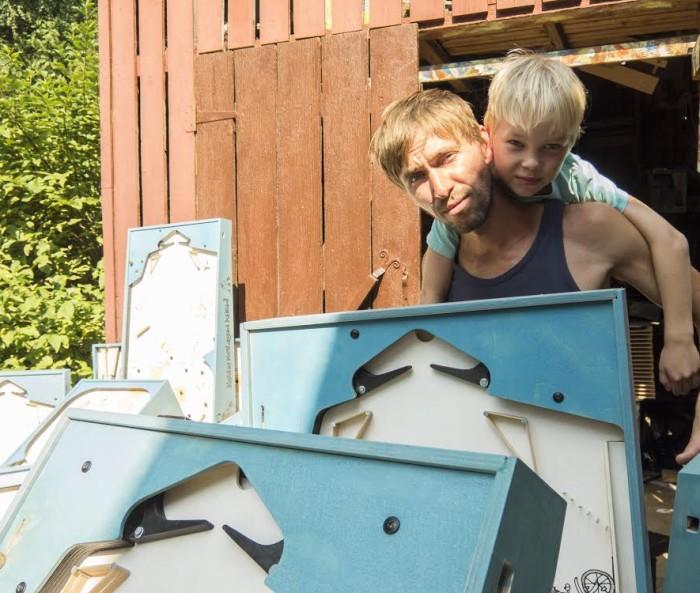 Anti Saar ja Paul. Foto: Katrin Tikko