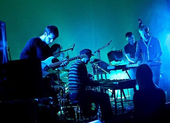 Argo Vals Band 2013. aasta TMW-l. Foto: Aron Urb