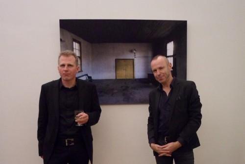 Arne Maasik ja Harry Liivrand