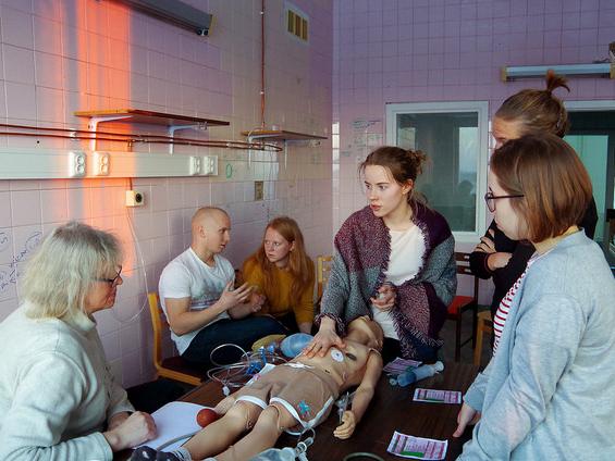 Foto: Eesti Arstiteadusüliõpilaste Selts
