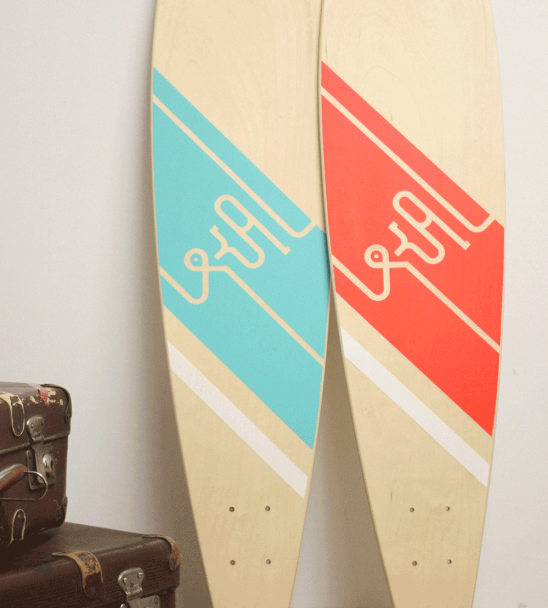 Baltic Longboard Designer Lokal Sets up Shop in Riga