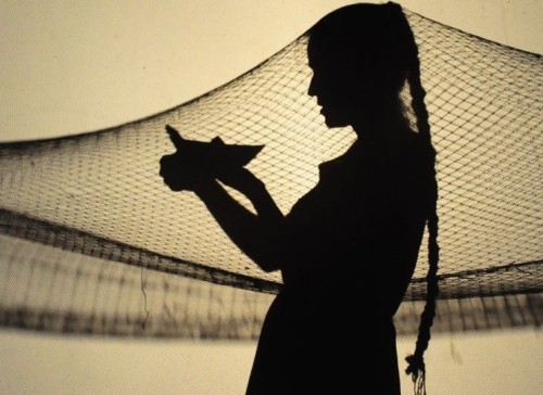 "Helen Rekkor ""Üle vee"". Foto: Draama Festival"