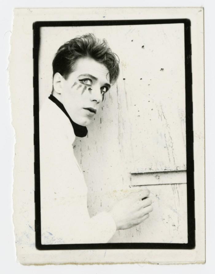 Raoul Kurvitz 1989. aastal. Eesti Kunstimuuseum, Raoul Kurvitza isikuarhiiv