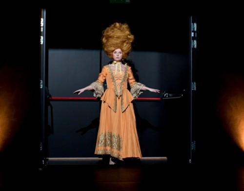 """Ursula Rattasepp lavastuses """"sugu: N"""". Foto: Kris Moor"""