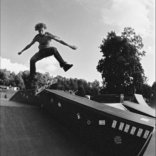 Ats Luik, 2002. Foto: Timo Toots