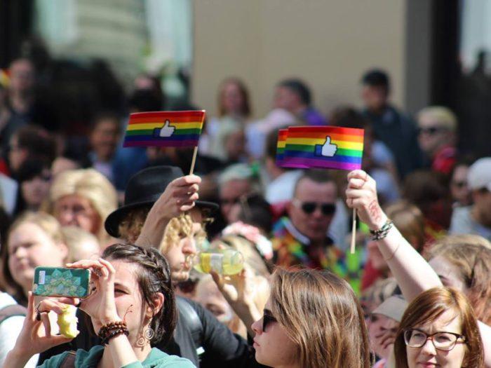 Baltic Pride 2017. aastal Tallinnas. Foto: Chärolin Klaos