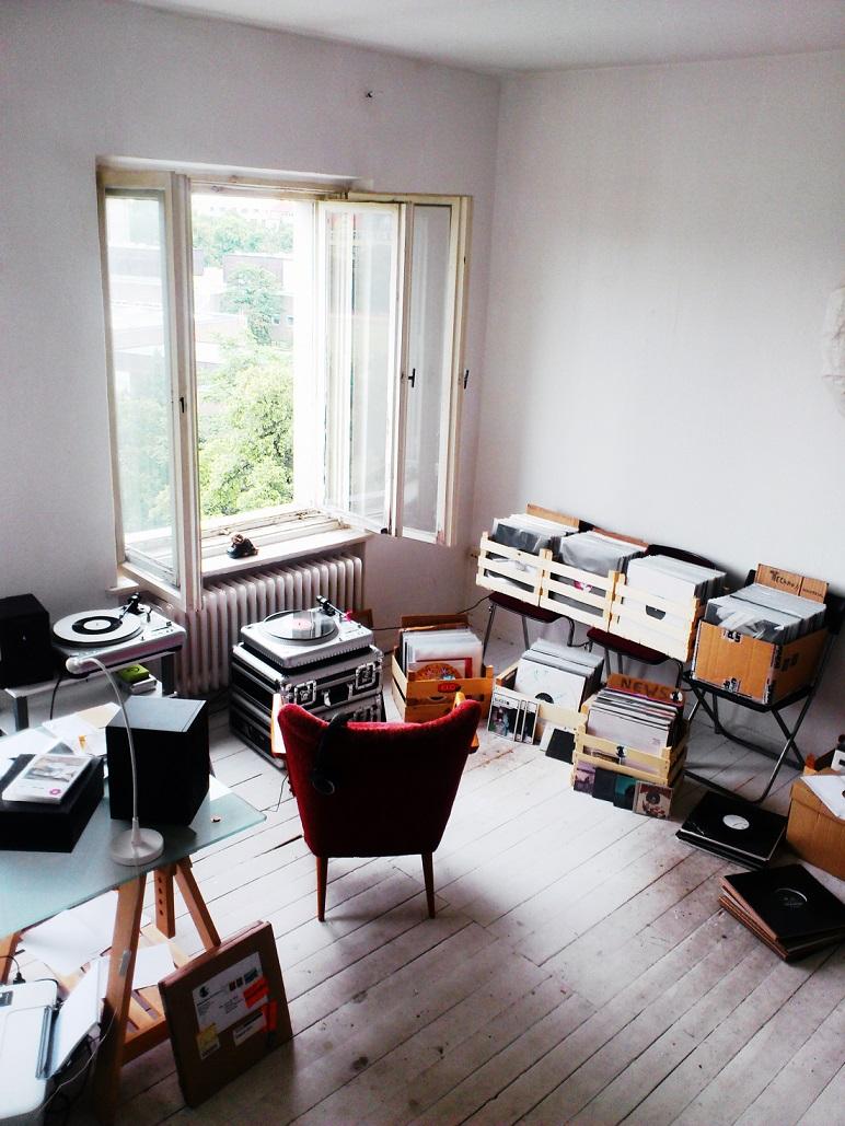Bikini Waxx Records. Foto: Gerd Tammist