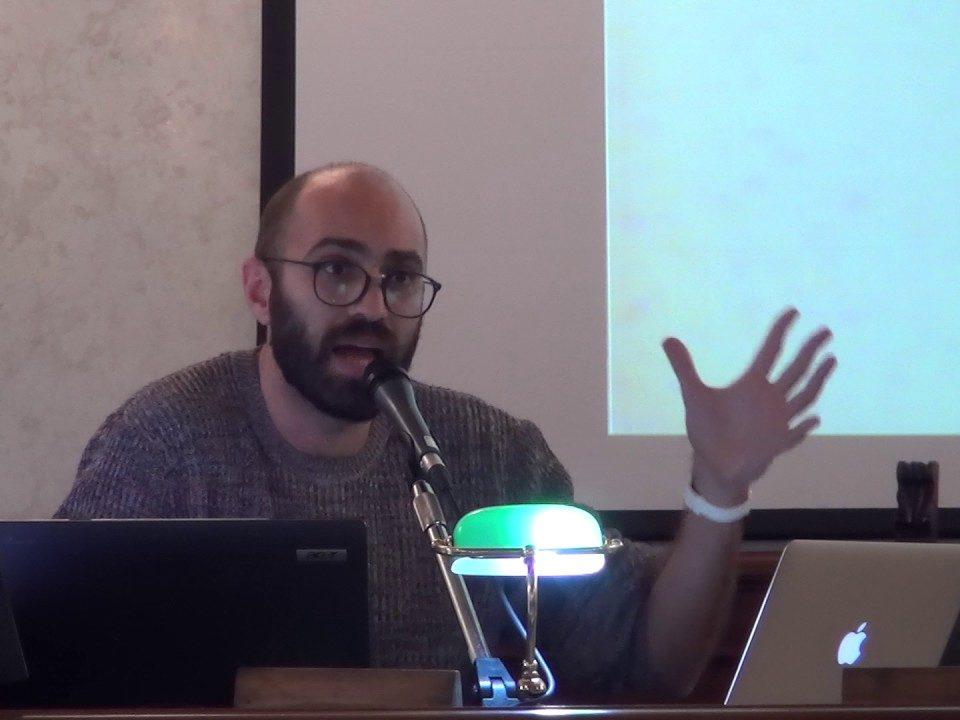 Calogero Giametta. Foto: Youtube