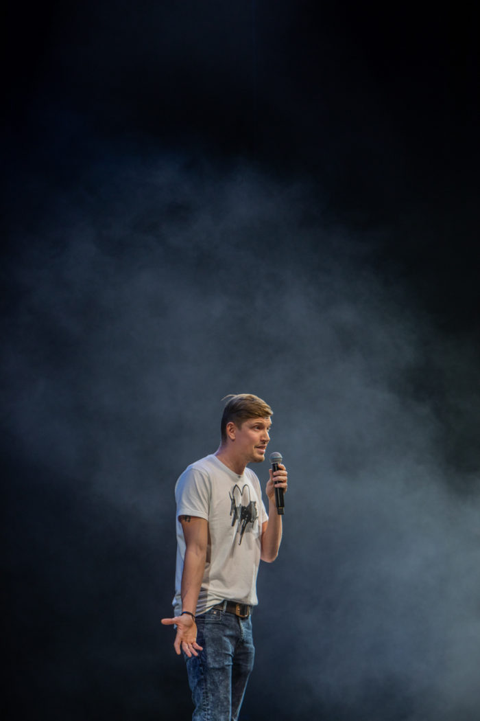 Henrik Kalmet. Foto: Margus Johanson