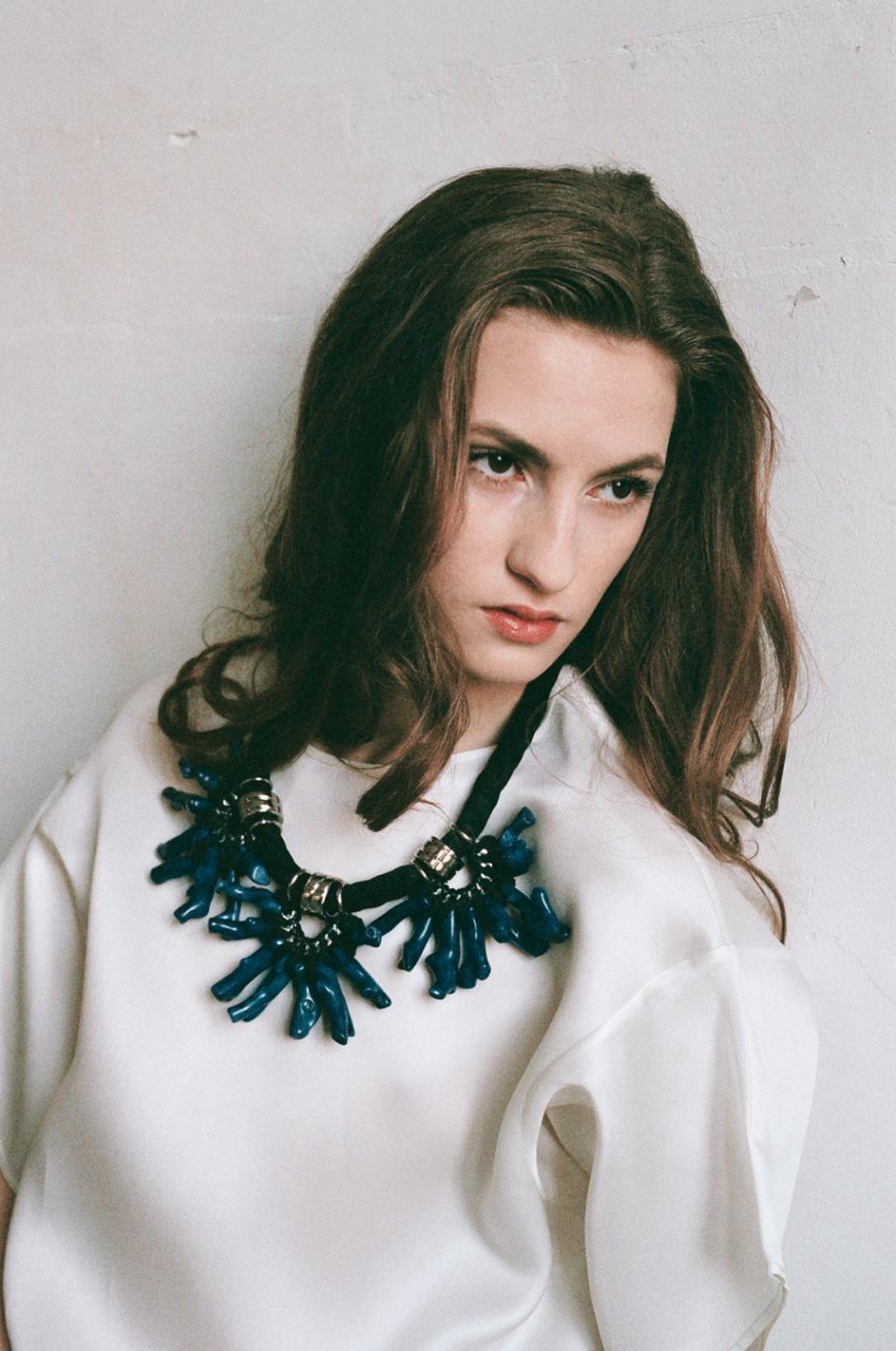 Jewellery by Yayoi. Photo:  Kristīne Madjare