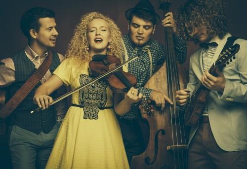 Curly Strings. Foto: Krõõt Tarkmeel