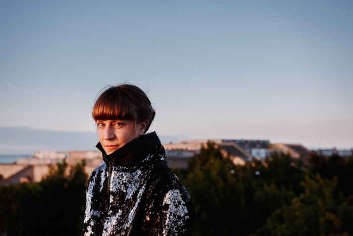 Katja Adrikova. Foto: Aleksander Kelpman