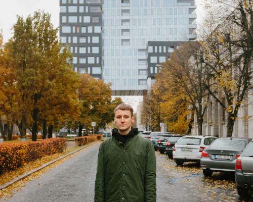 Siim Karro. Foto: Aleksander Kelpman