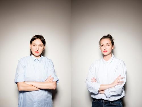 Daniela ja Linda Dostálková. Foto: press