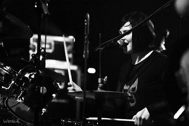 Eesti bändidest on varemalt Asymmetry festivalil üles astunud näiteks Deathcats. Foto: werdza