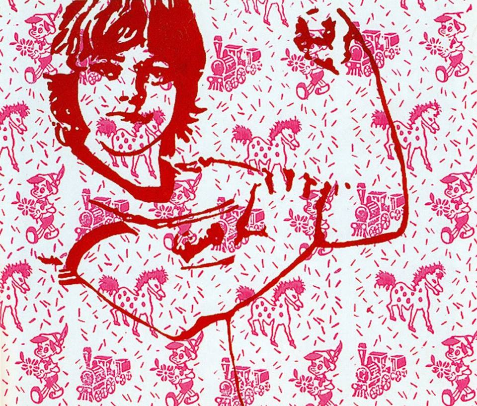 "Dejan Kaludjerovic ""Violet Strong Boy"" seeriast ""The Future Belong To Us"" I (2002). Autori loal"