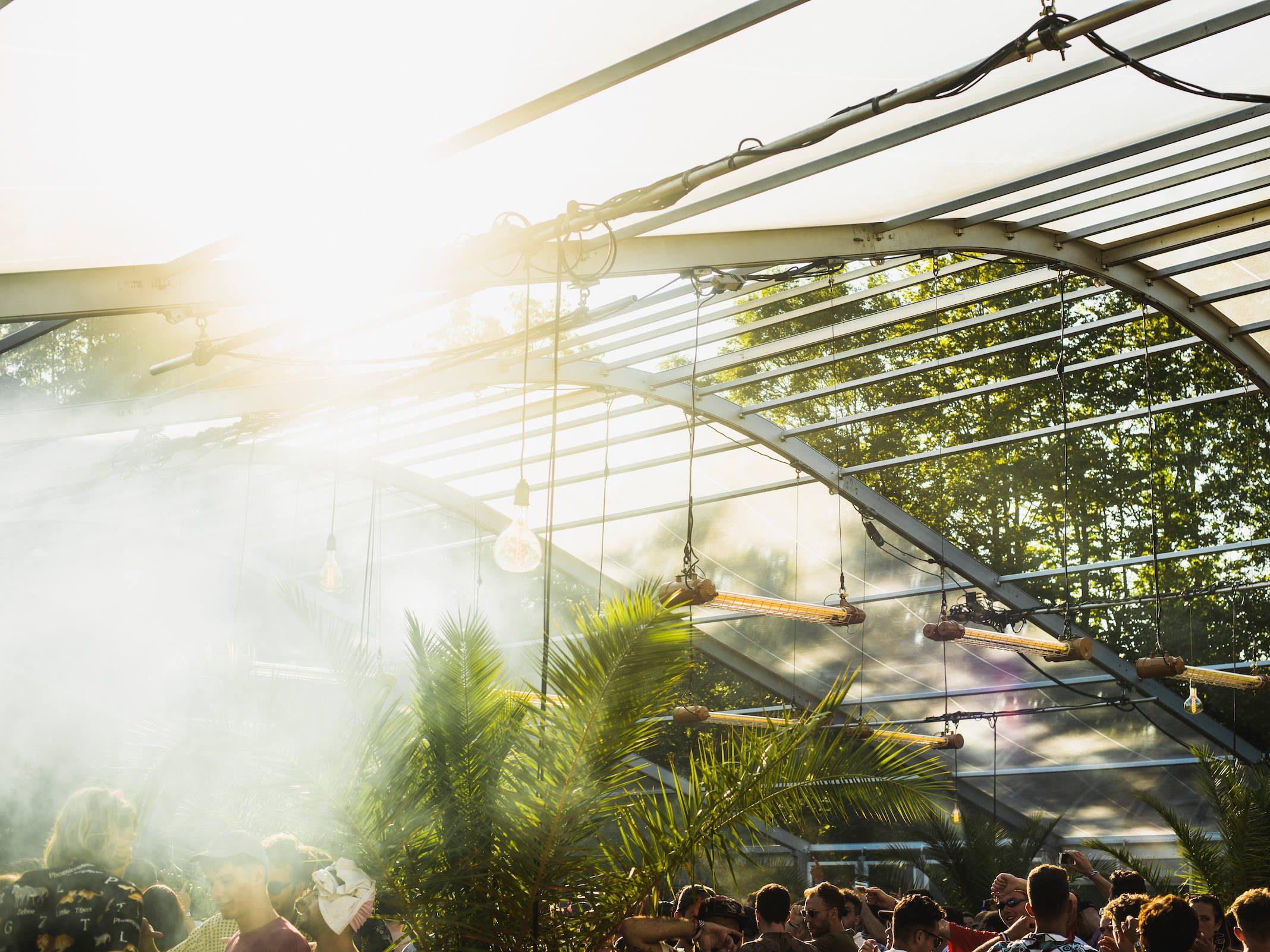 Greenhouse'i lava. Foto: Kasia Zacharko