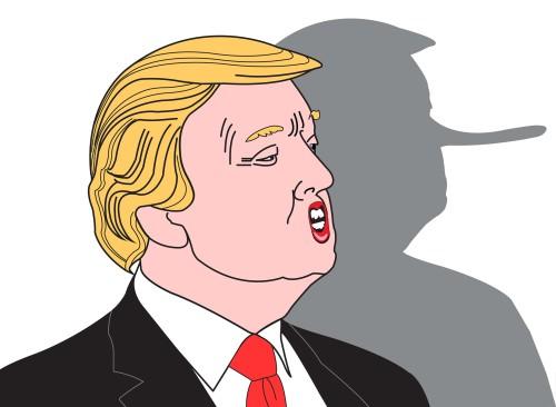 Illustratsioon Donald Trumpist Pixabayst (CC0)