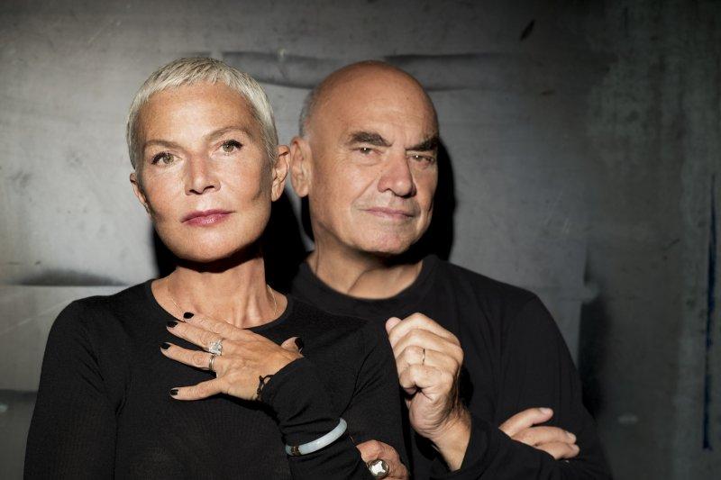 Doriana Mondrelli ja Massimiliano Fuksas. Foto: ĖGianmarco Chieregato