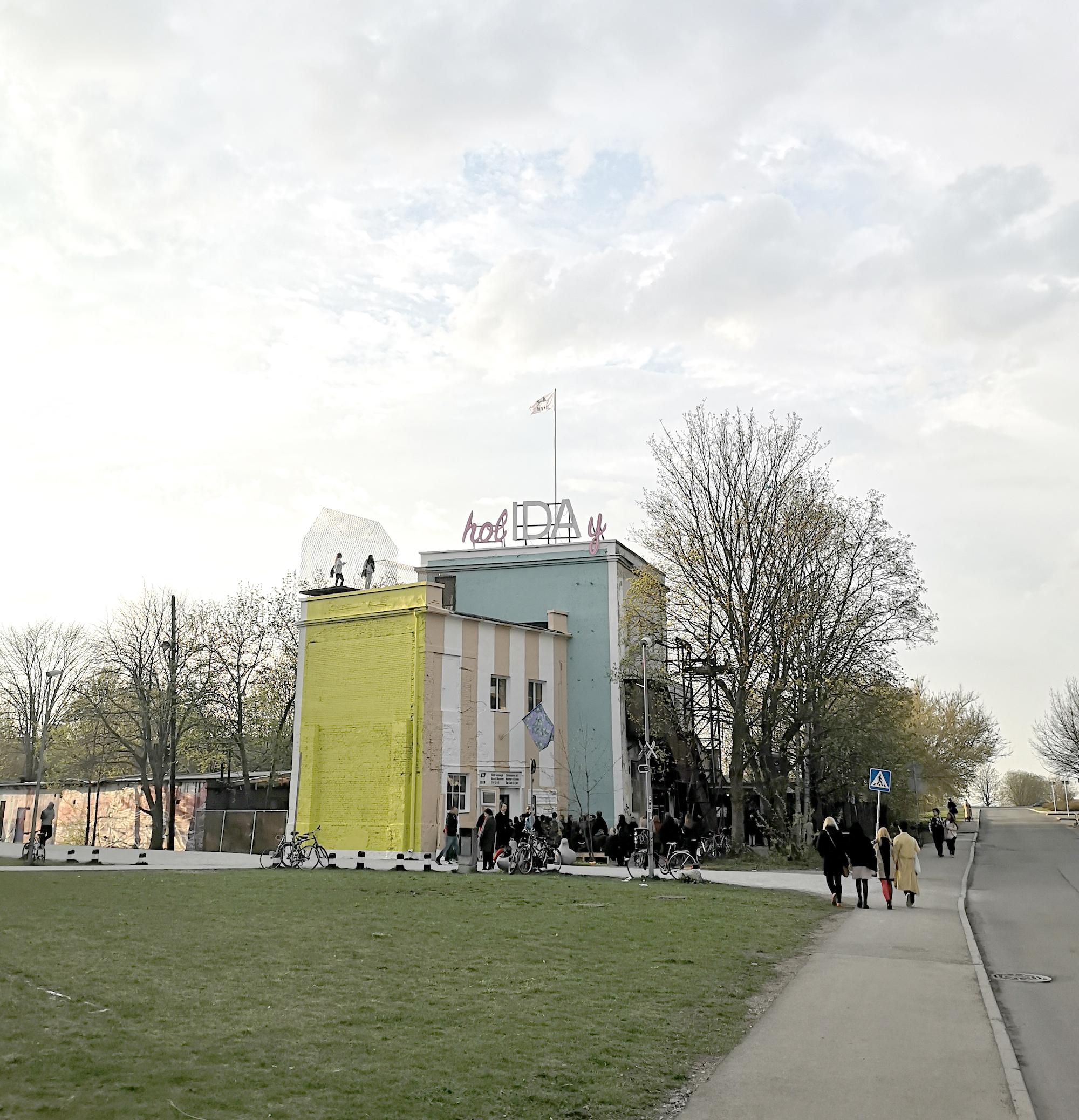 EKKM 2019. aasta aprillis. Foto: Aleksander Tsapov