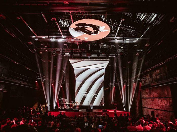 Eesti Disainiauhindade gala. Foto: Jelena Rudi