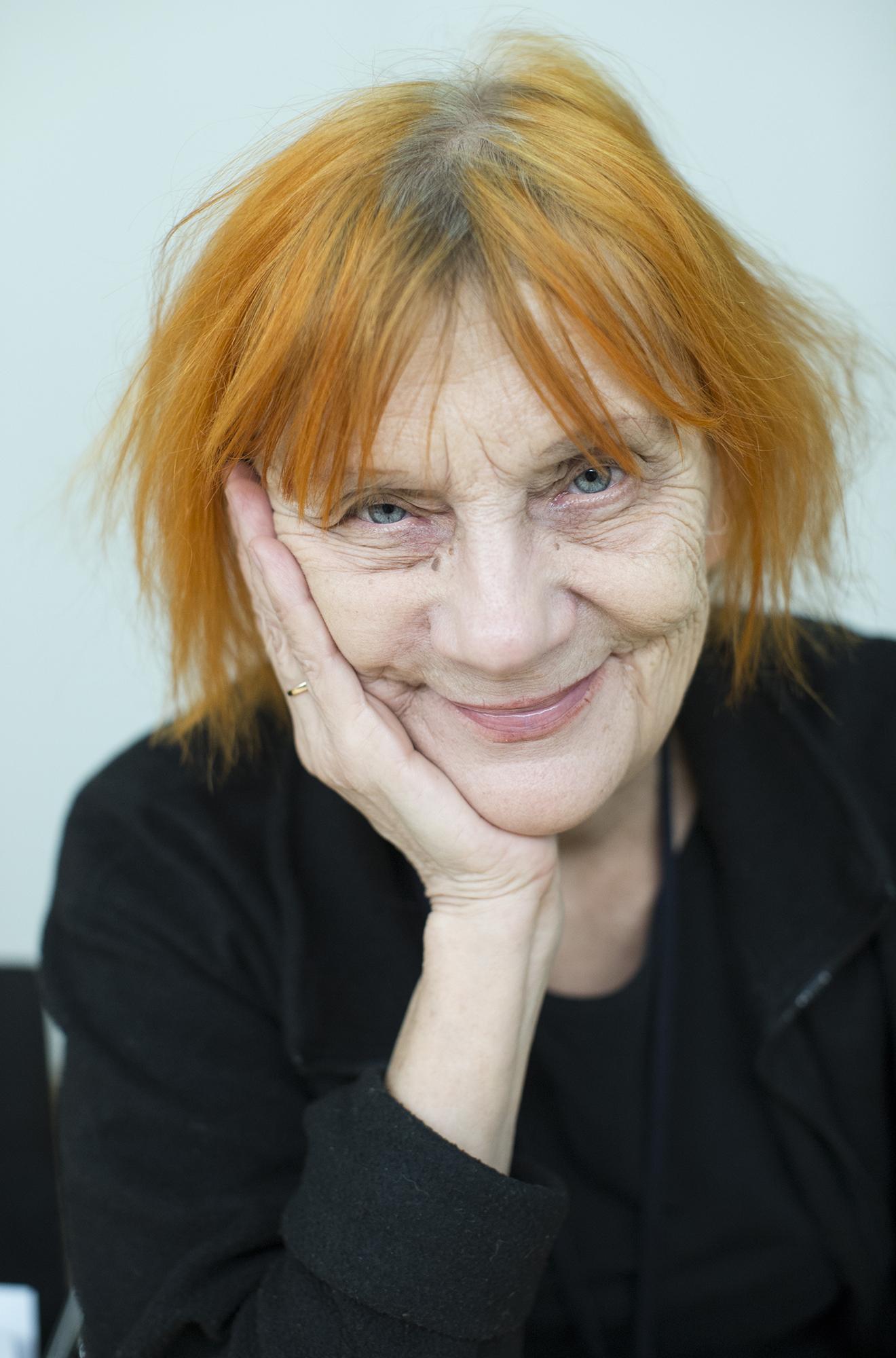 Eha Komissarov. Foto: Liis Treimann / Postimees / Scanpix