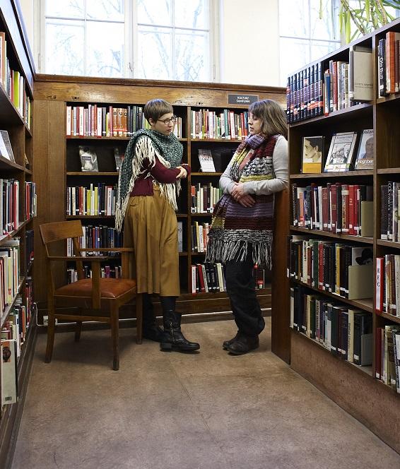 Elav raamatukogu. Foto: Baltoscandal