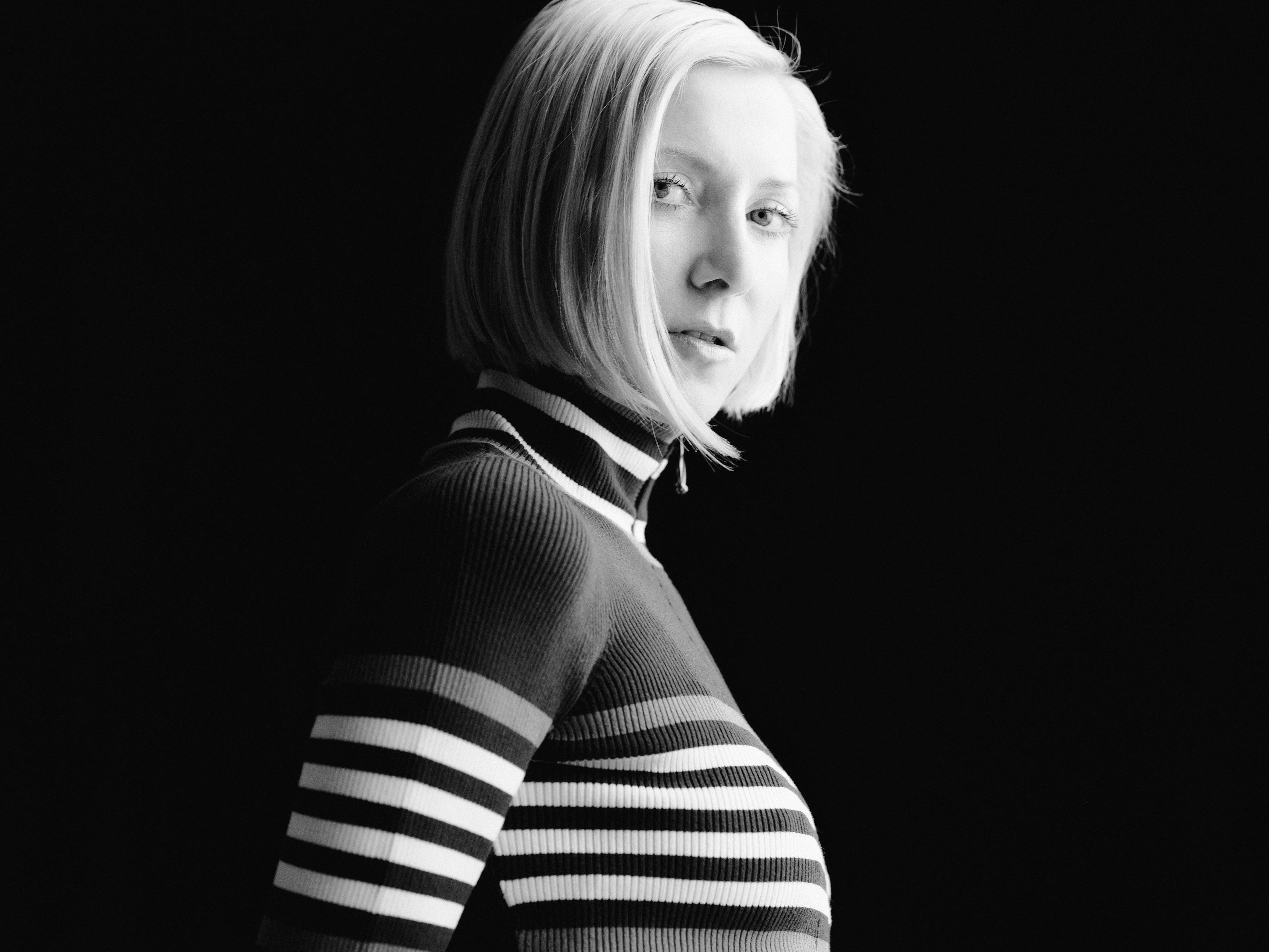 Ellen Allien. Foto: Vitali Gelwich