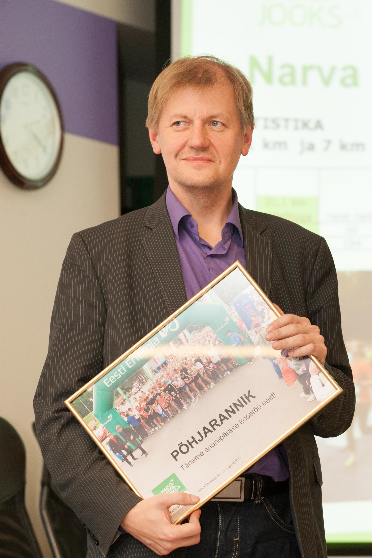 Erik Gamzejev. Foto: Matti Kämärä / Põhjarannik