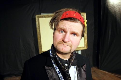 Pildil Erkki Hüva. Foto: Lauri Kulpsoo.